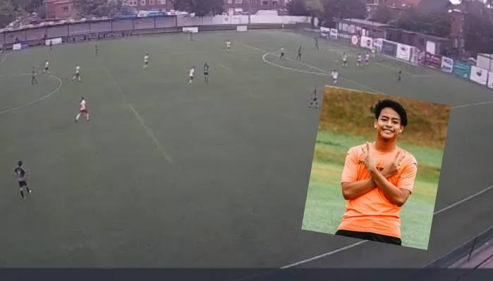 (Video) Luqman Hakim Jaringkan gol pertama bersama kelab KV Kortrijk