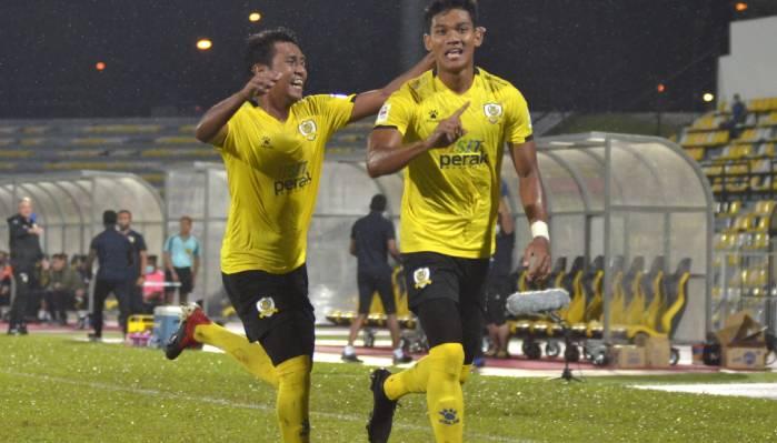 4 Gol semalam, Shahrel Fiktri Kini Pendahulu Penjaring Terbanyak Liga Super 2020