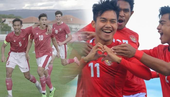 Skuad Indonesia bakal Mendunia, Pasukan B-19 tahun Kalahkan Macedonia