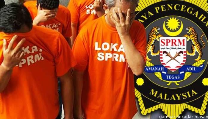 Knt0i Rasvah 40 Pegawai Imigresen Ditähan SPRM