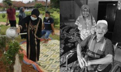 64 Tahun Hidup Bersama, Suami Isteri Mennggal Selang 15 Jam